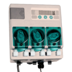 Sprite DM 700 for dispensing chemicals into dishwashers