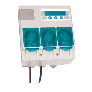 Mercury peristaltic pump