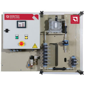 Dositec Multi-Washer OPL Panel Mount System