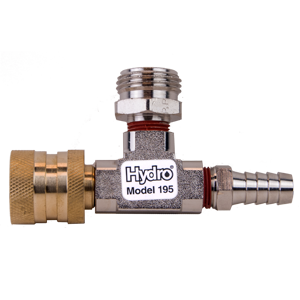 195 Bleeder T Device for ASSE and IAPMO standards